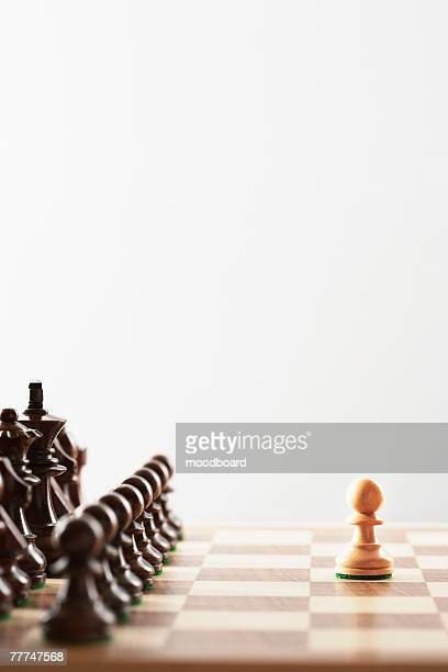 Opening Move in Chess Game