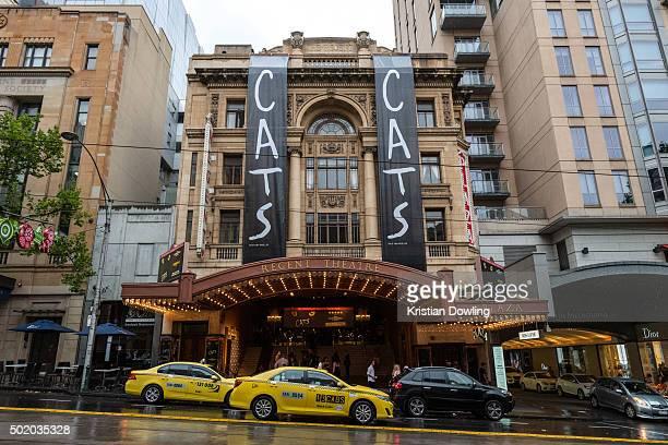 Opening Night at Regent Theatre on December 20 2015 in Melbourne Australia