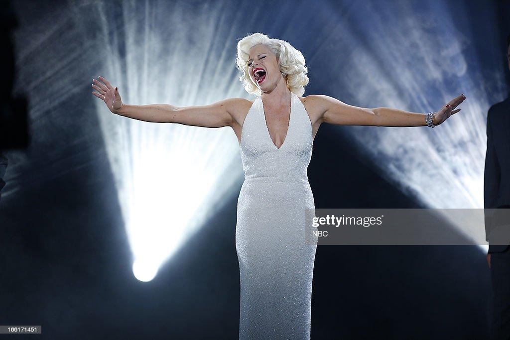 SMASH 'Opening Night' Episode 212 Pictured Megan Hilty as Ivy Lynn