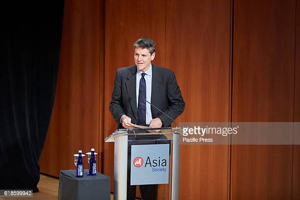 Opening remarks by Tom Nagorski Asia Society Executive Vice President became Executive Vice President of the Asia Society following a threedecade...