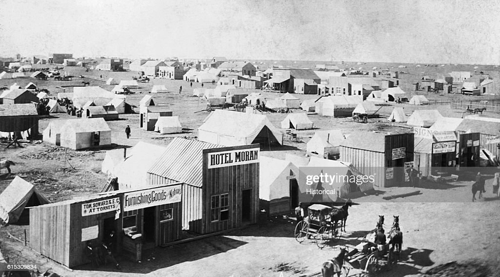 Cherokee Strip Pictures Getty Images - Oklahoma location in usa
