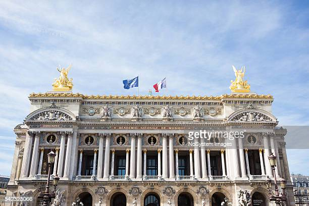 Opera house Palais Garnier, Paris, France