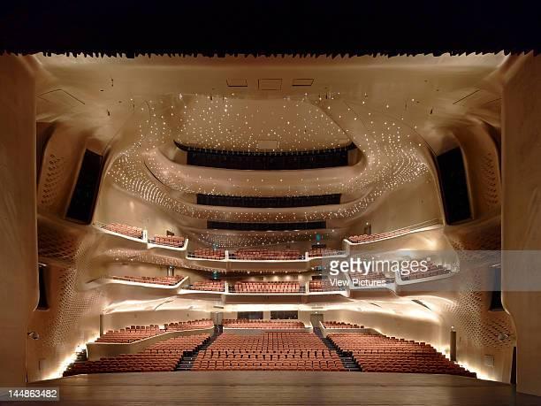 Zaha Hadid Opera House Zaha Hadid Guangzhou 2010 China