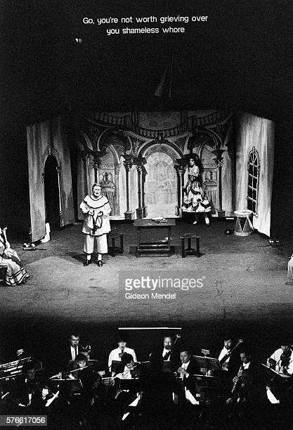 Opera Performance at the Hackney Empire Theater