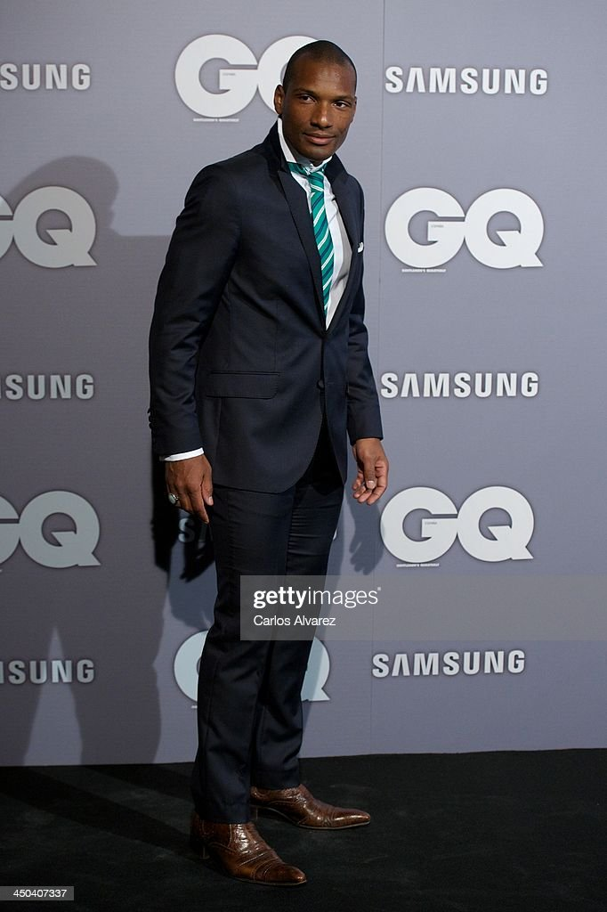 Opera singer Noah Stewart attends the GQ Men Of The Year Award 2013 at the Palace Hotel on November 18, 2013 in Madrid, Spain.