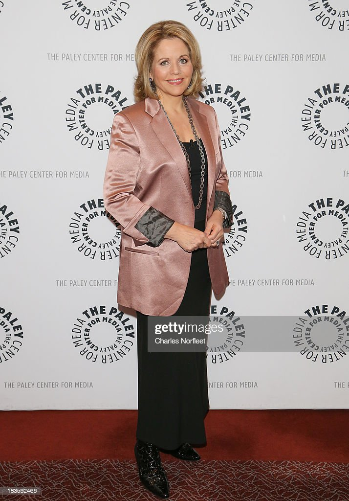 Opera singer Renee Fleming attends She's Making Media: Renee Fleming at The Paley Center for Media on October 7, 2013 in New York City.