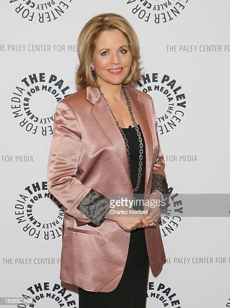 Opera singer Renee Fleming attends She's Making Media Renee Fleming at The Paley Center for Media on October 7 2013 in New York City