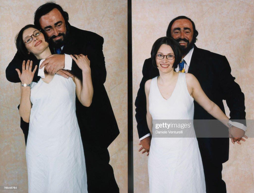 Luciano pavarotti photographs by personal photographer for Nicoletta mantovani pavarotti