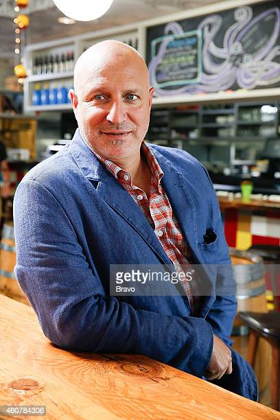 RESTAURANT 'Operated by Couples' Episode 104 Pictured Tom Colicchio at Barlata