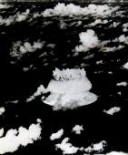 Operation Crossroads was a series of nuclear weapon tests conducted by the United States at Bikini Atoll in mid1946 It was the first test of a...