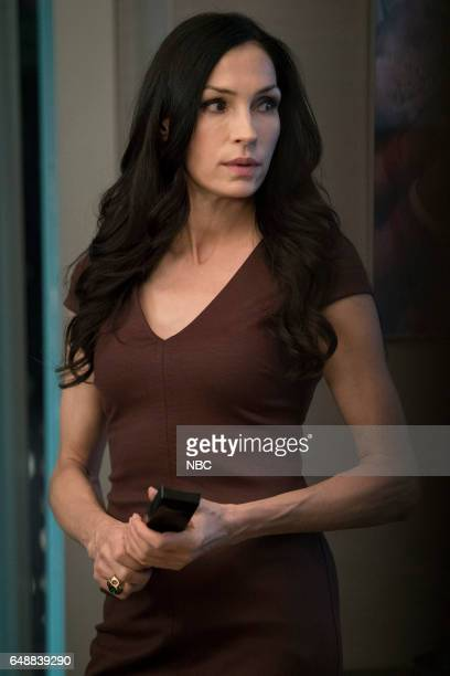 REDEMPTION 'Operation Davenport' Episode 104 Pictured Famke Janssen as Susan 'Scottie' Hargrave