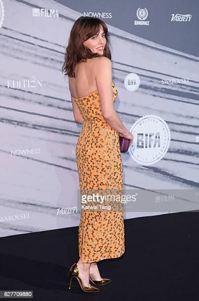 Ophelia Lovibond attends at The British Independent Film Awards at Old Billingsgate Market on December 4 2016 in London England