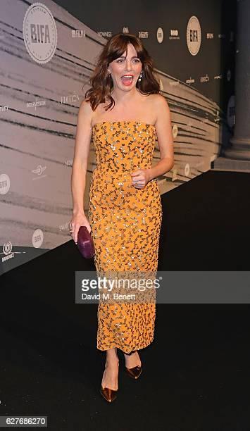 Ophelia Lovibond attends at The British Independent Film Awards Old Billingsgate Market on December 4 2016 in London England