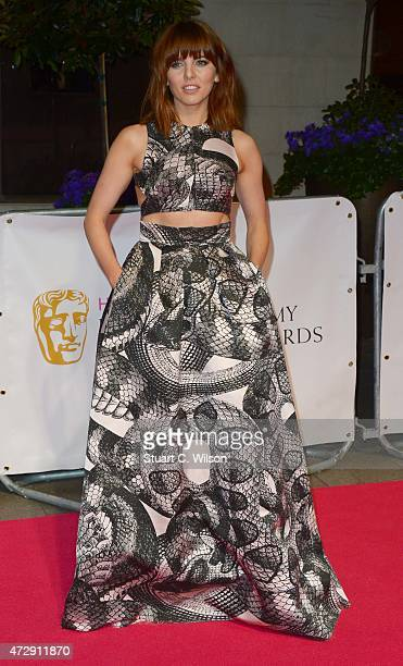 Ophelia Lovibond attends the After Party dinner for the House of Fraser British Academy Television Awards at The Grosvenor House Hotel on May 10 2015...