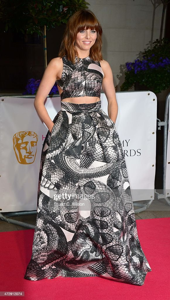 Ophelia Lovibond attends the After Party dinner for the House of Fraser British Academy Television Awards (BAFTA) at The Grosvenor House Hotel on May 10, 2015 in London, England.