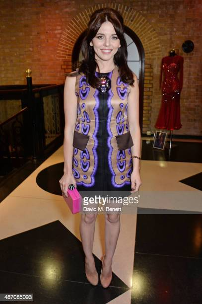 Ophelia Lovibond attends the BAFTA Television Craft Awards at The Brewery on April 27 2014 in London England