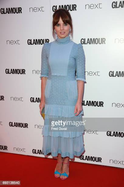 Ophelia Lovibond attends the Glamour Women of The Year awards 2017 at Berkeley Square Gardens on June 6 2017 in London England