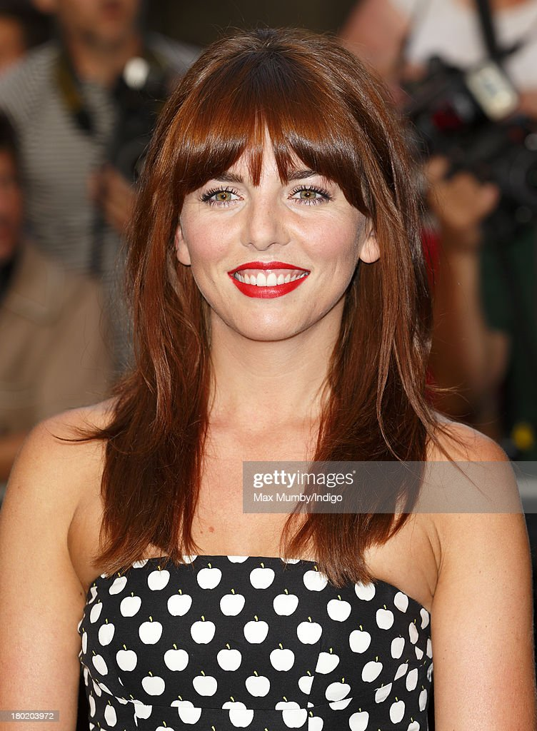 Ophelia Lovibond attends the GQ Men of the Year awards at The Royal Opera House on September 3, 2013 in London, England.
