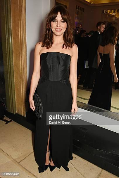 Ophelia Lovibond attends The London Evening Standard British Film Awards at Claridge's Hotel on December 8 2016 in London England
