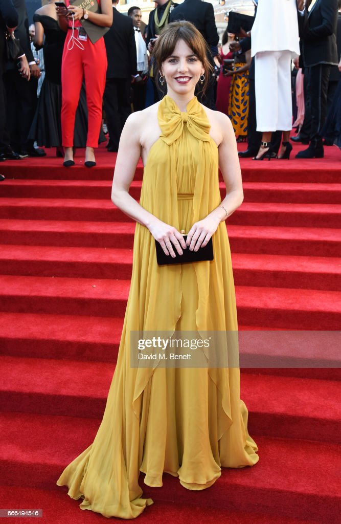 The Olivier Awards 2017 - VIP Arrivals