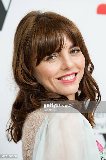 Ophelia Lovibond attends the Sky Women In Film TV Awards at London Hilton on December 2 2016 in London England