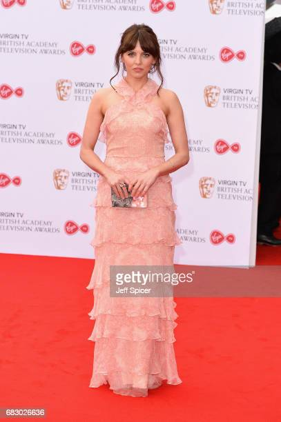 Ophelia Lovibond attends the Virgin TV BAFTA Television Awards at The Royal Festival Hall on May 14 2017 in London England