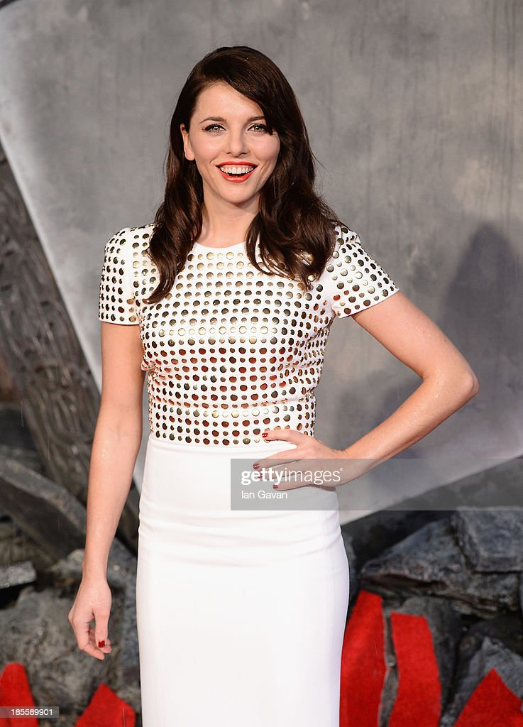 <a gi-track='captionPersonalityLinkClicked' href=/galleries/search?phrase=Ophelia+Lovibond&family=editorial&specificpeople=5912824 ng-click='$event.stopPropagation()'>Ophelia Lovibond</a> attends the World Premiere of 'Thor: The Dark World' at Odeon Leicester Square on October 22, 2013 in London, England.