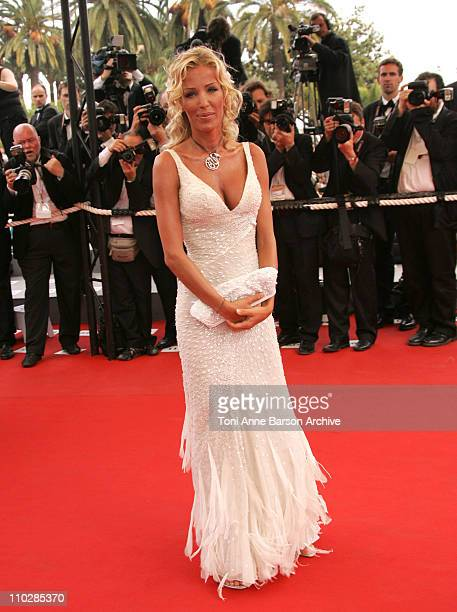 Ophelie Winter during 2006 Cannes Film Festival 'Il Caimano' Premiere at Palais des Festival in Cannes France