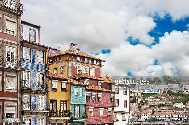 Oporto houses