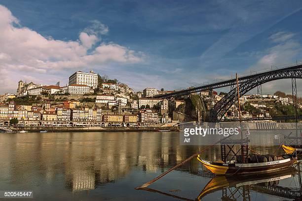 Oporto - Vista desde Vila Nova