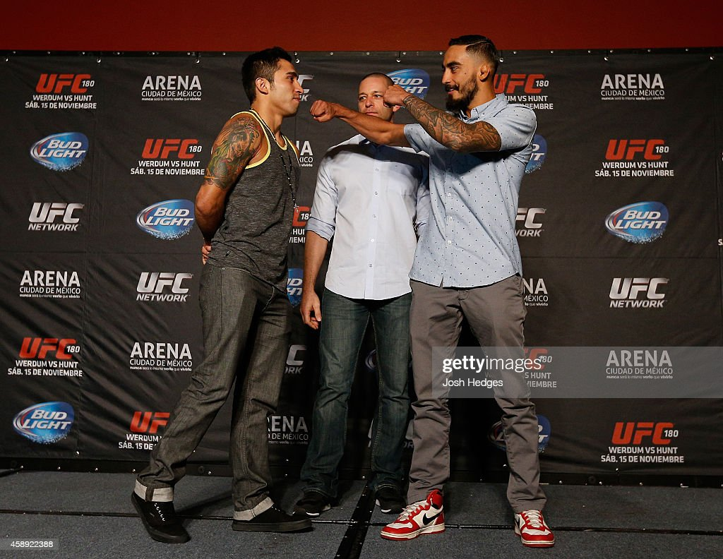 UFC 180 Ultimate Media Day