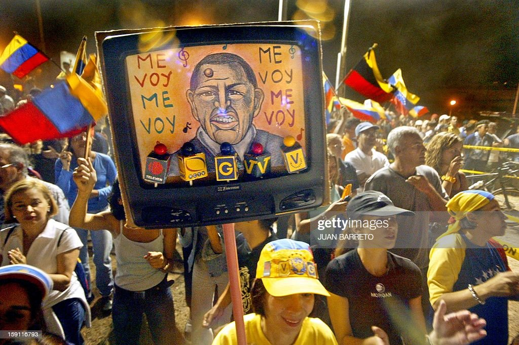 a history of hugo chavezs presidency of venezuela The economics, culture, and politics of oil in provide a brief history of venezuela's oil its deathblow when hugo chávez was elected president in.