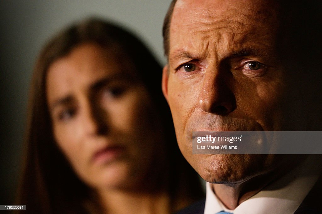 Tony Abbott Continues Campaign With Two Days Till Poll