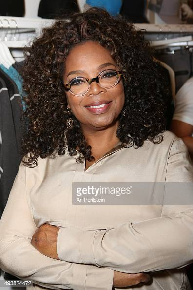 Oprah Winfery attends the launch of Laird Apparel by Laird Hamilton at Ron Robinson on October 22 2015 in Santa Monica California