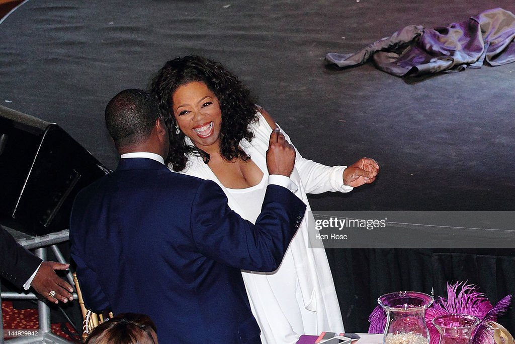 <a gi-track='captionPersonalityLinkClicked' href=/galleries/search?phrase=Oprah+Winfrey&family=editorial&specificpeople=171750 ng-click='$event.stopPropagation()'>Oprah Winfrey</a> and Mayor Kasim Reed dance during <a gi-track='captionPersonalityLinkClicked' href=/galleries/search?phrase=Tyrese&family=editorial&specificpeople=206177 ng-click='$event.stopPropagation()'>Tyrese</a> Gibson's performance at The Andrew Young Foundation's celebration of the 80th birthday of Andrew Young at The Hyatt Regency Atlanta on May 20, 2012 in Atlanta, Georgia.