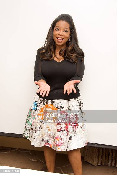 Oprah Winfrey at the 'Queen Sugar' Press Conference at the Four Seasons Hotel on September 26 2016 in Beverly Hills California