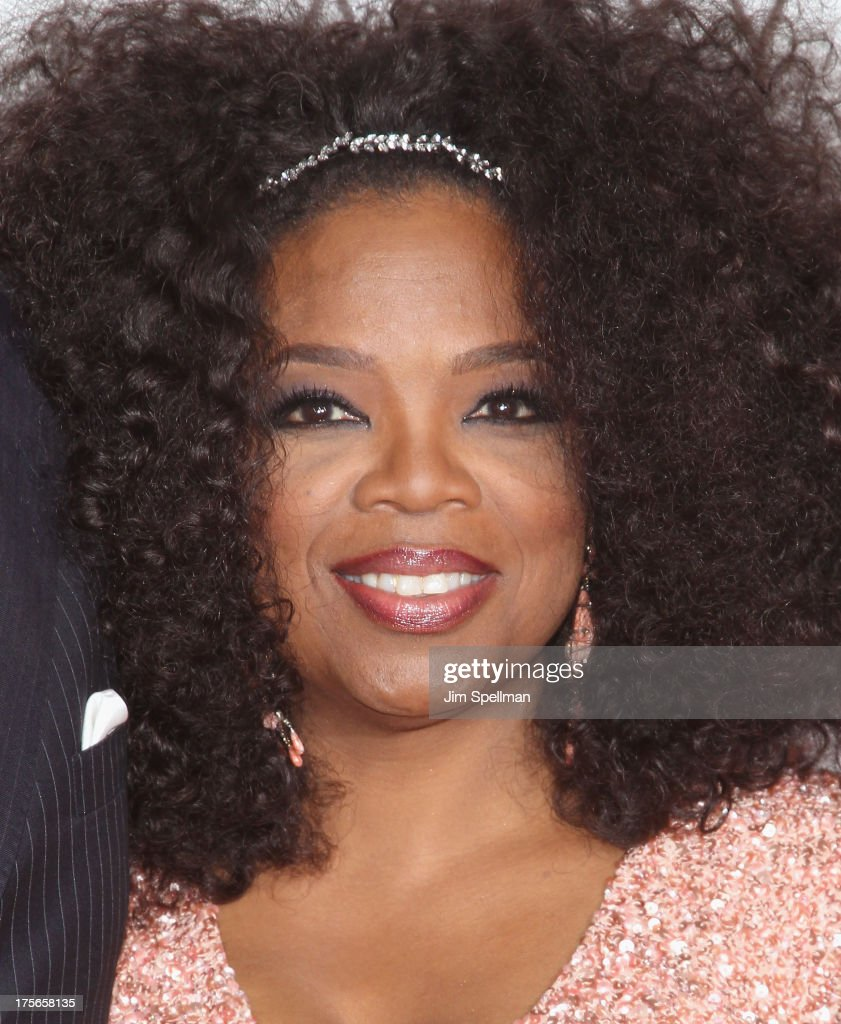 Oprah Winfrey attends Lee Daniels' 'The Butler' New York Premiere at Ziegfeld Theater on August 5, 2013 in New York City.