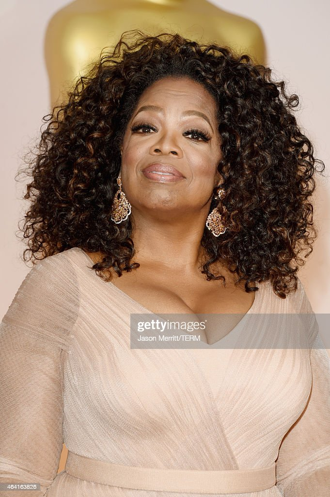 Oprah Winfrey attends the 87th Annual Academy Awards at Hollywood & Highland Center on February 22, 2015 in Hollywood, California.