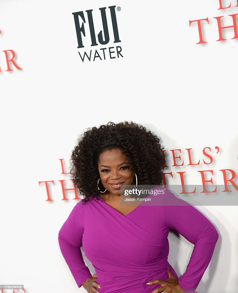 <a gi-track='captionPersonalityLinkClicked' href=/galleries/search?phrase=Oprah+Winfrey&family=editorial&specificpeople=171750 ng-click='$event.stopPropagation()'>Oprah Winfrey</a> attends the Los Angeles premiere of 'Lee Daniels' The Butler' at Regal Cinemas L.A. Live on August 12, 2013 in Los Angeles, California.