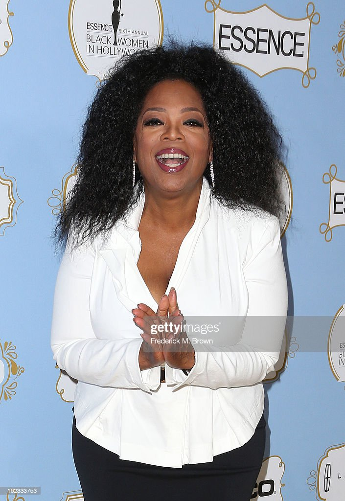 <a gi-track='captionPersonalityLinkClicked' href=/galleries/search?phrase=Oprah+Winfrey&family=editorial&specificpeople=171750 ng-click='$event.stopPropagation()'>Oprah Winfrey</a> attends the Sixth Annual ESSENCE Black Women In Hollywood Awards Luncheon at the Beverly Hills Hotel on February 21, 2013 in Beverly Hills, California.