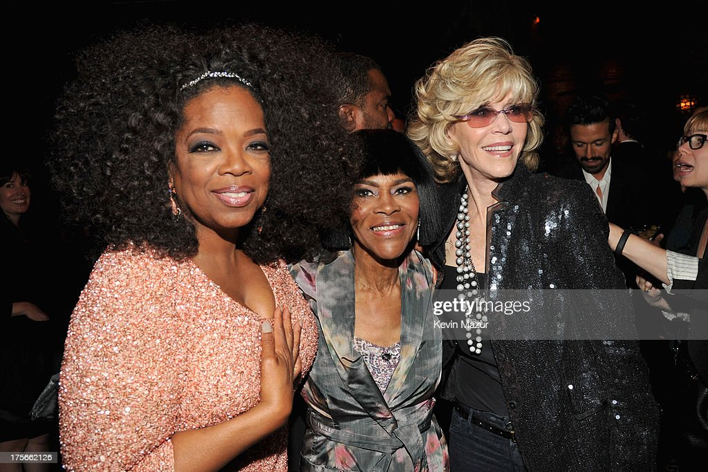 <a gi-track='captionPersonalityLinkClicked' href=/galleries/search?phrase=Oprah+Winfrey&family=editorial&specificpeople=171750 ng-click='$event.stopPropagation()'>Oprah Winfrey</a>, <a gi-track='captionPersonalityLinkClicked' href=/galleries/search?phrase=Cicely+Tyson&family=editorial&specificpeople=211450 ng-click='$event.stopPropagation()'>Cicely Tyson</a> and <a gi-track='captionPersonalityLinkClicked' href=/galleries/search?phrase=Jane+Fonda&family=editorial&specificpeople=202174 ng-click='$event.stopPropagation()'>Jane Fonda</a> attend Lee Daniels' 'The Butler' New York premiere, hosted by TWC, DeLeon Tequila and Samsung Galaxy on August 5, 2013 in New York City.