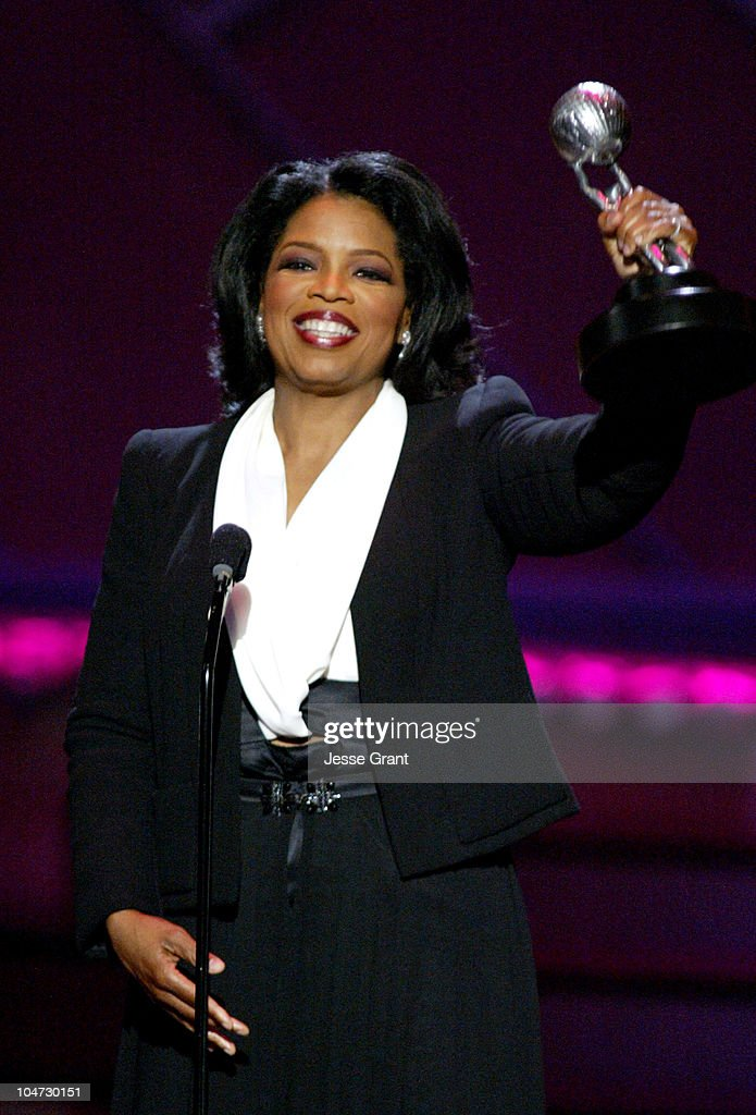 essay on oprah winfrey is a leader