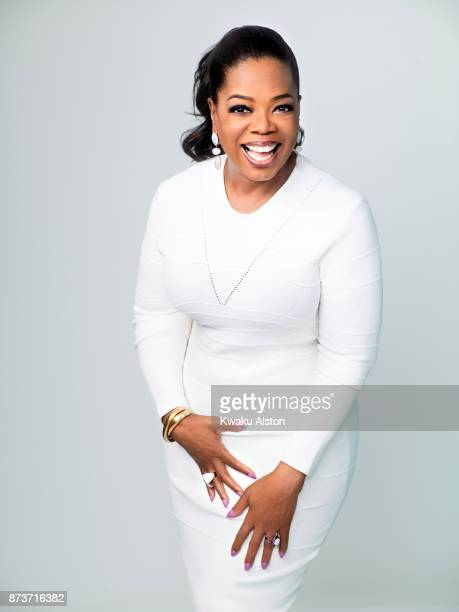 Oprah Winfrey is photographed for Essence Magazine on January 3 2017 in New York City