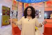 AMERICA Oprah Winfrey visits Social Square on GOOD MORNING AMERICA airing 8/5/14 on the ABC Television Network OPRAH
