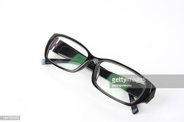Optical Black Eyewear Series