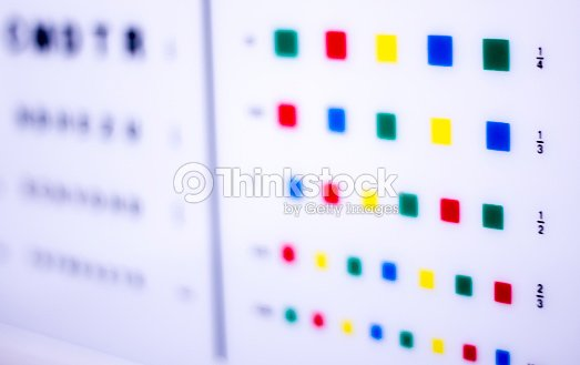Opticians Ophthalmology And Optometry Eye Test Chart To Test Sight