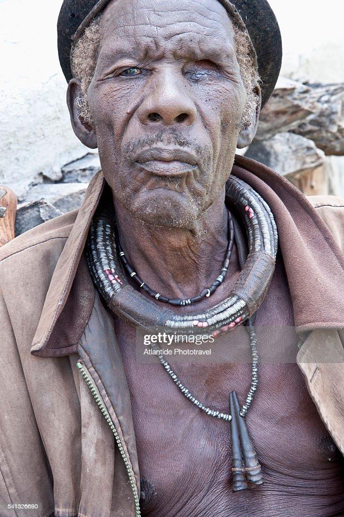 Opuwo area, Himba People