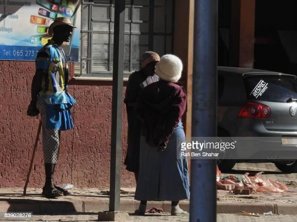 Opuwo street scene