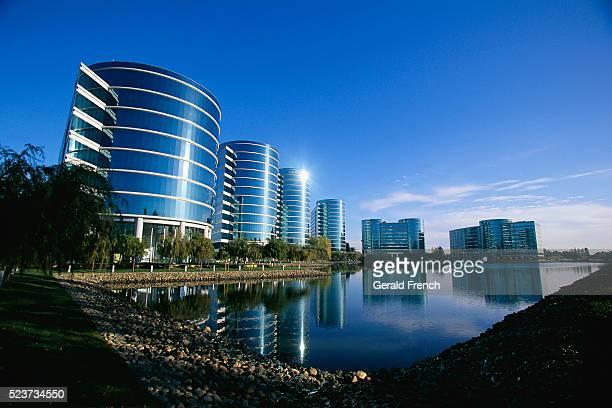 Oracle Headquarters in California