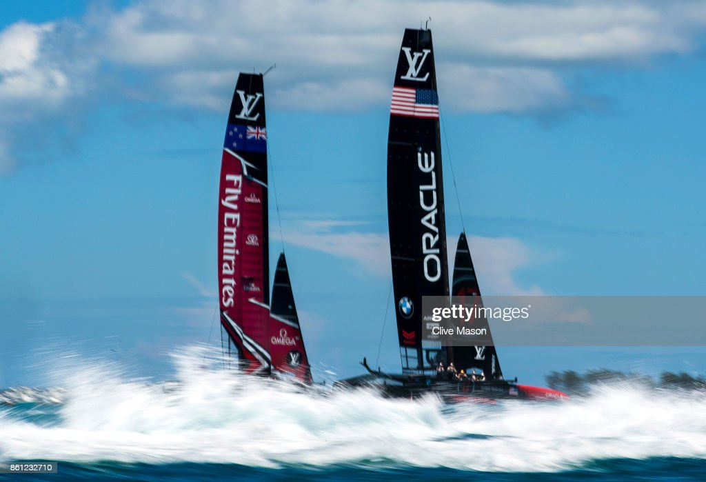 America's Cup Match Presented by Louis Vuitton - Day 4